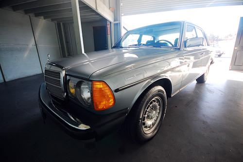 1979 300SD Turbo Diesel · 1982
