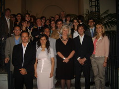 AchA's annual cocktail/ el cocktail anual de AchA (UK in Argentina) Tags: argentina embassy cocktail british chevening