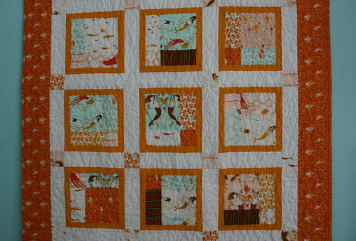Mendocino Quilt Blocks