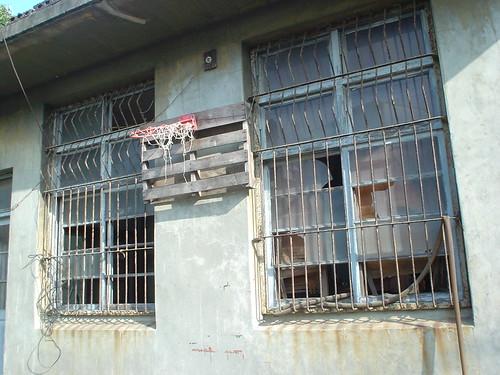 42.台鐵的廢棄房舍居然讓我想到金邊