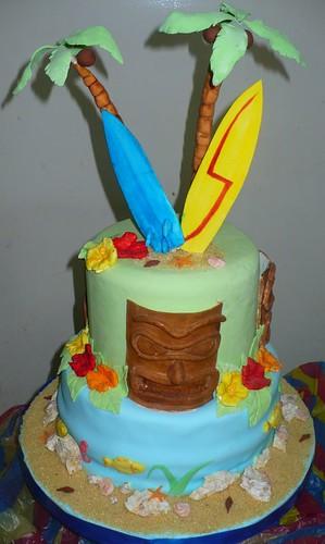 Torta Hawaiiana