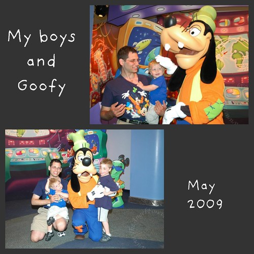 More quality time with Goofy