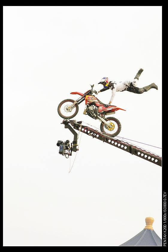 2010/01/16 Pentax-m 75-150mm f4 中正紀念堂極限機車花式激鬥世界巡迴表演!