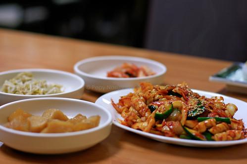 Ohjinguh Bokkeum Meal