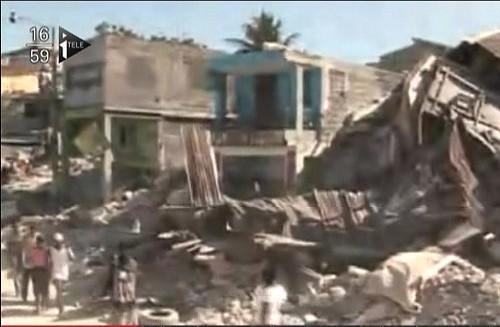 Haiti Port-au-Prince séisme 15/01/10