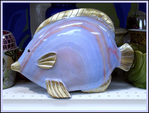 Lavender Fish