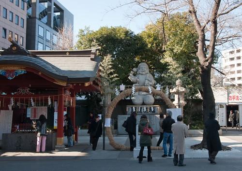 Kanda Myoujin daikoku sama