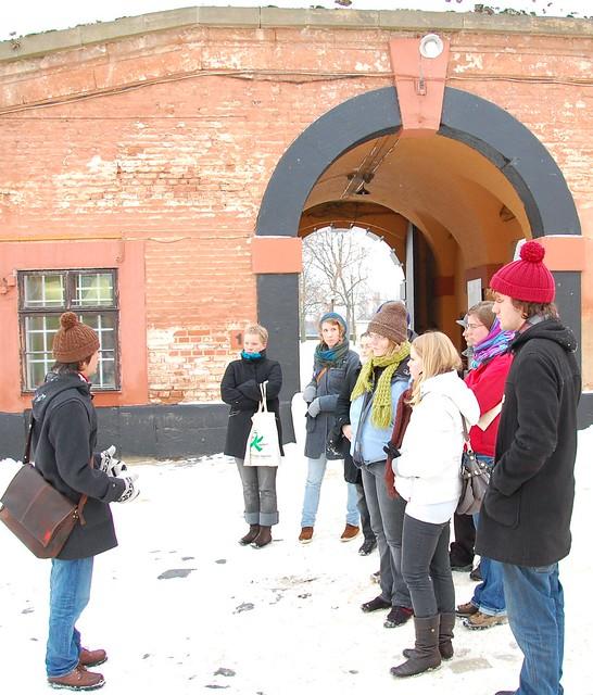 zimní seminár v Terezíne 2010