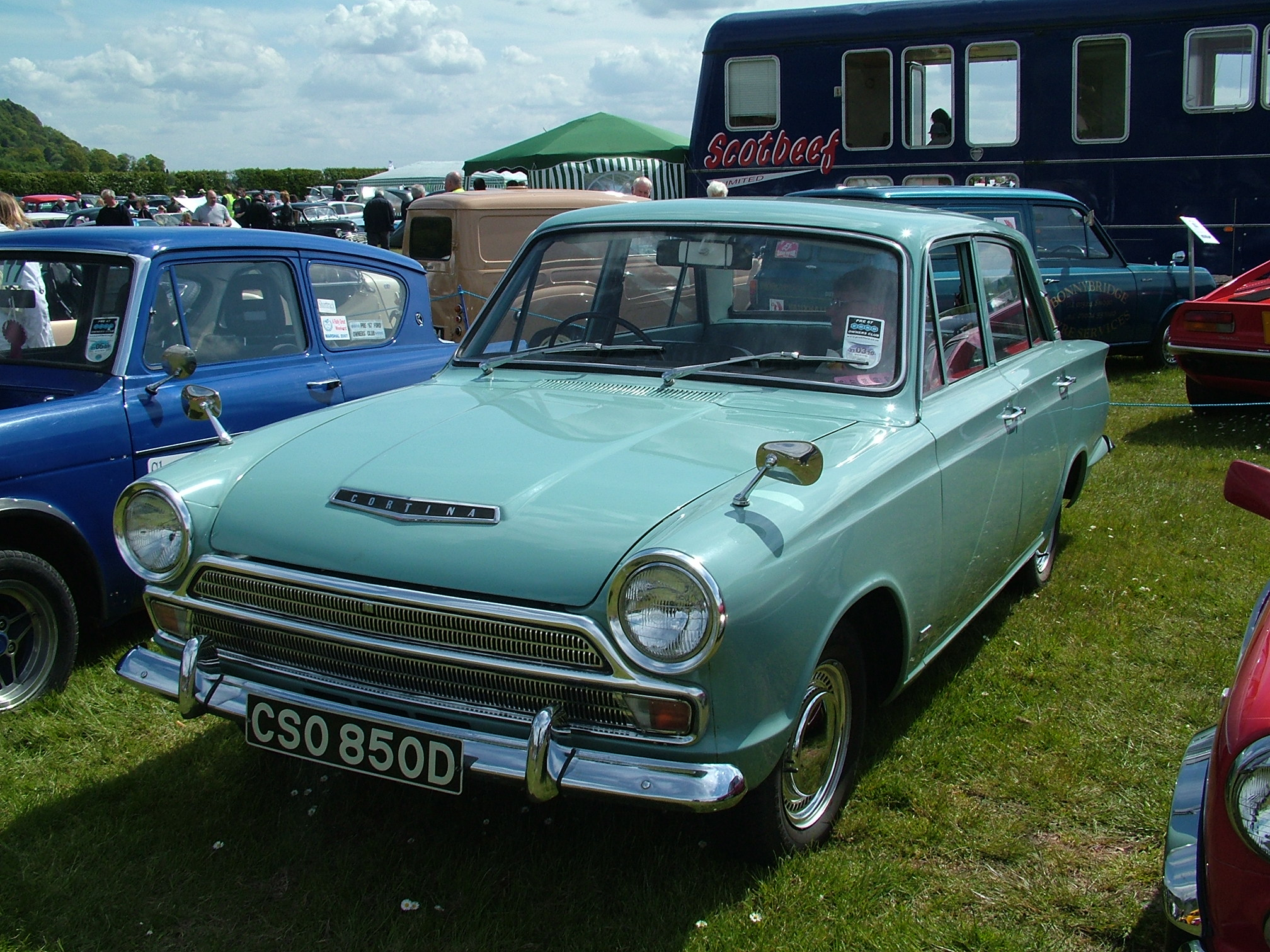 ford cortina tuning
