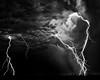 "lightning  b & w (Marvin Bredel) Tags: blackandwhite bw storm oklahoma nature weather january thunderstorm lightning marvin kingfishercounty marvin908 oklahomathunderstorms ""flickraward"" bredel marvinbredel"
