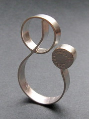 RAD 21 Mother and child ring