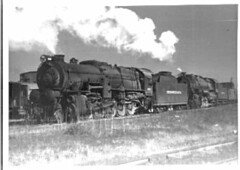 PRR Class I1s, Decapod(2-10-0) type, built Baldwin Locomotive Works, 1923.   A second engine.