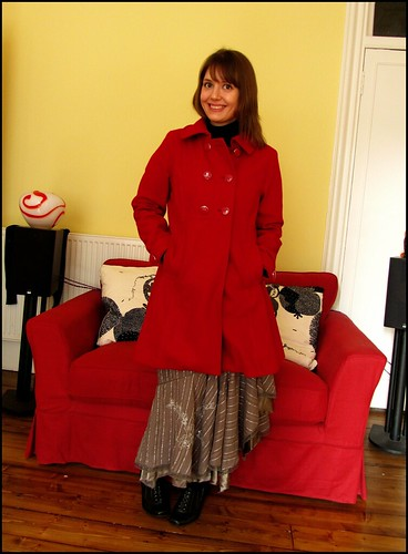 my other new winter coat - £15!