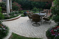 "Paver Patio • <a style=""font-size:0.8em;"" href=""http://www.flickr.com/photos/36642140@N07/4304205227/"" target=""_blank"">View on Flickr</a>"