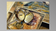 Wall Street Time (m2 fotography) Tags: old orange cloud abstract money black classic texture clock industry beauty sign metal silver shopping paper gold golden hands time market antique background watch stock group bank fortune cash chain business american dollar bond strength concept savings wallstreet pocket links executive success financial exchange currency loan wealth oldfashioned finance stockcertificate payin