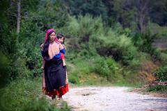 Going for a Ride (Rob Piazza) Tags: girl photography nikon photographer child mother vietnam fotografia minority sapa bacha piggybackjapan robertpiazza robpazza