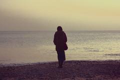 (NatashaMann) Tags: beach brighton loneliness space kerry