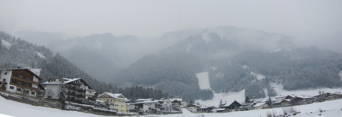 Panoramic View from Mayrhofen