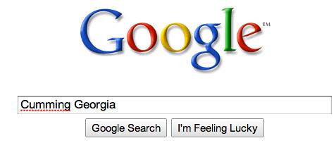 Cumming Georgia & Google Ads