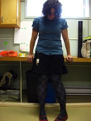 February 1 2010: what I'm wearing