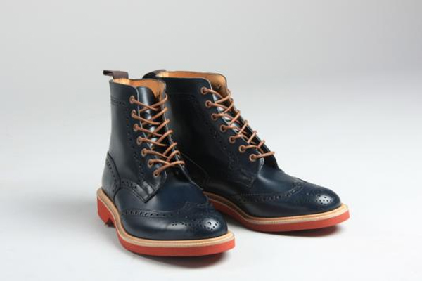 Trickers Brogue boot 01