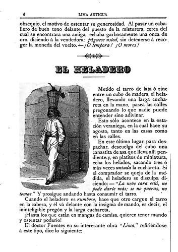 023-El heladero-Lima Antigua 1890-Carlos Prince