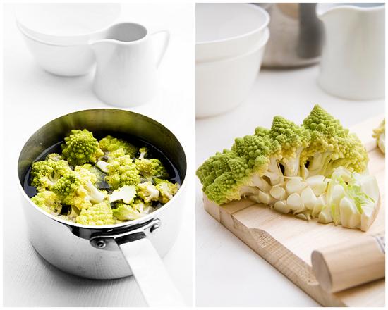 Collage Zuppa Broccolo