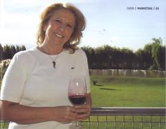 Entrevista a Susana Balbo, presidenta de Wines of Argentina