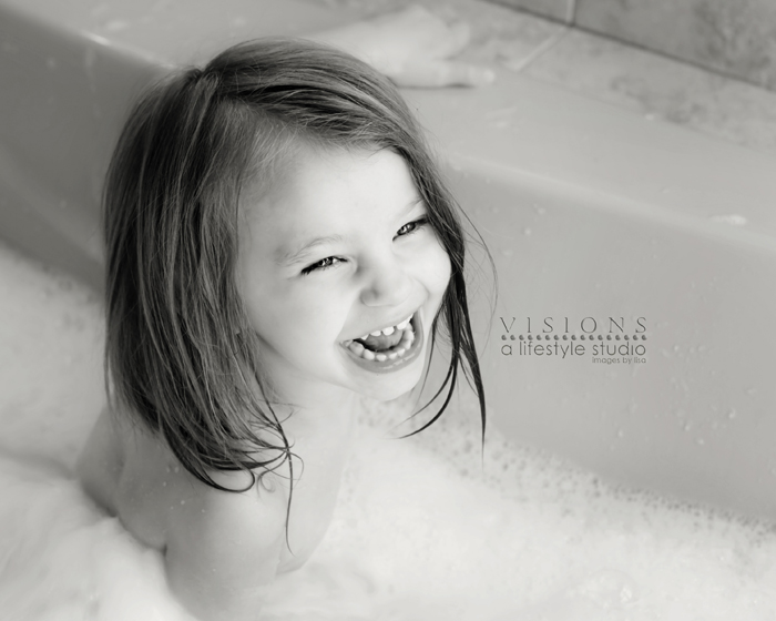Sarah Bath Tub Giggles WM
