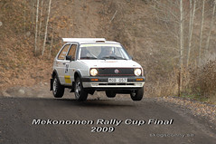 """Mekonomen Rally Cup 2009 179 • <a style=""""font-size:0.8em;"""" href=""""http://www.flickr.com/photos/47282614@N02/4336984364/"""" target=""""_blank"""">View on Flickr</a>"""