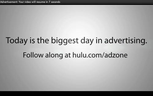 Hulu - Superbowl