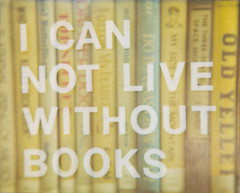 I Can Not Live Without Books (jena ardell) Tags: smart yellow polaroid reading book doubleexposure library books hobby read librarian polaroidspectra spectra bookworm jenaardell