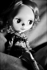 Black and white Françoise