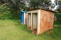 Onsite sanitation at Bushiri
