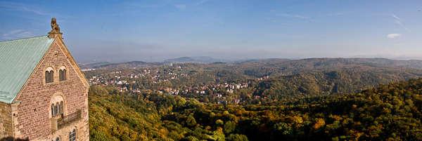Fotowanderung Wartburg bei Eisenach, mit vielen interessanten Fotomotiven