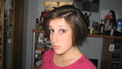 IMG_0857 (raiH enaS) Tags: haircut hair brittany shaved smoking short shorthair buzzednape