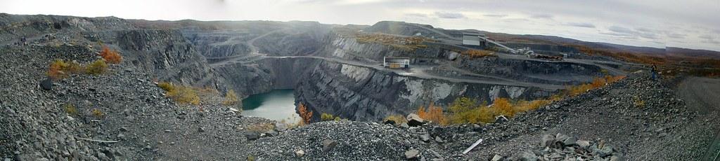 Iron Mine, Kirkenes