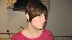 IMG_0873 (raiH enaS) Tags: haircut hair brittany shaved smoking short shorthair buzzednape