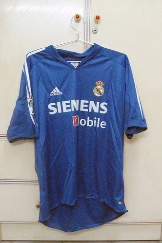 Real Madrid 2004/2005 3rd S/S