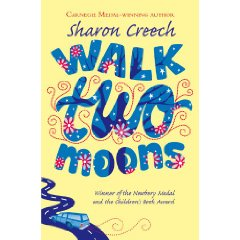 4354782961 7bdd6957a1 m Top 100 Childrens Novels #70: Walk Two Moons by Sharon Creech