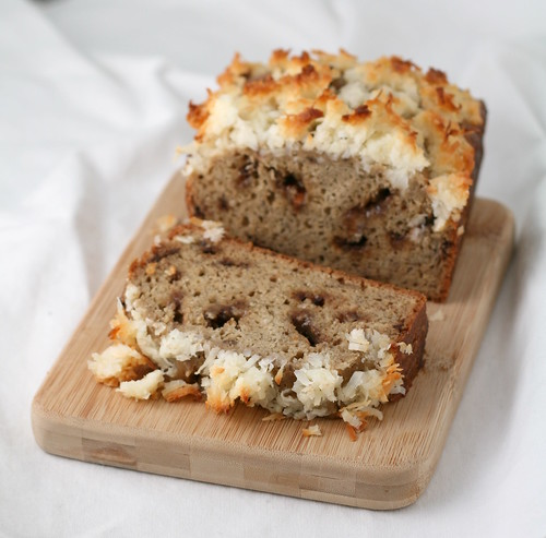 Banoffee Bread