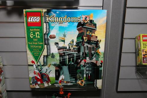 LEGO Toy Fair 2010 - Kingdoms - 7947 Prison Tower Rescue - 01 by fbtb.