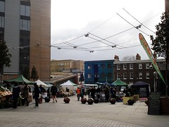 Picture of Bermondsey Square Market