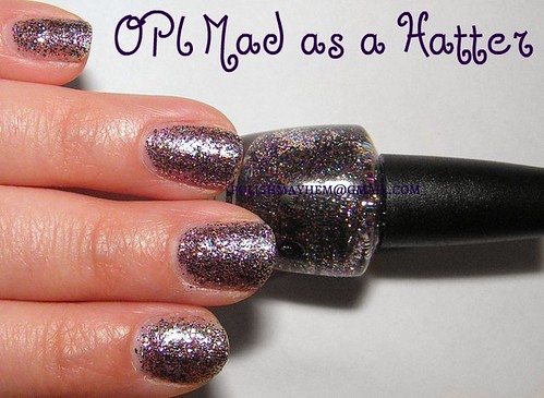 OPI Mad as a Hatter