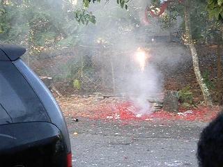 firecracker day time