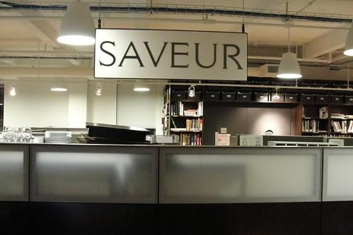 saveur signage