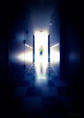Alien Patti (Morristowne) Tags: ohio jeff nikon flash hallway tokina day4 f28 sb800 d90 strobist 1116mm 7dayproject