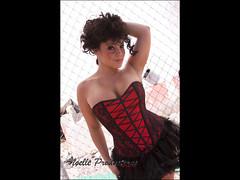 Portfolio-16 (Noelle Productions) Tags: portrait photography model location corset brunet