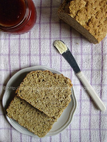 (Kefir) Irish soda bread