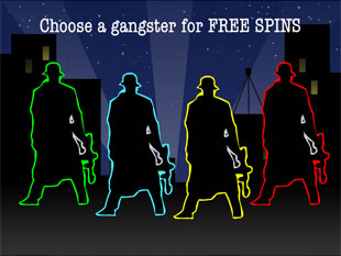 free Reel Crime 1 Bank Heist slot free spins